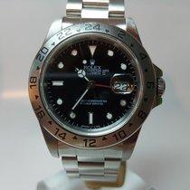 Rolex Explorer II Steel Black