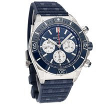 Breitling Chronomat AB0136161C1S1 New Steel 44mm Automatic