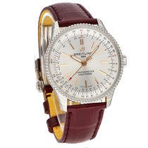 Breitling Navitimer A17395F41G1P2 New Steel 35mm Automatic