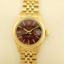Rolex 6917 Gelbgold 1978 Lady-Datejust 26mm gebraucht Deutschland, München