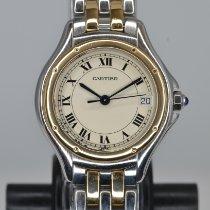 Cartier Acero 26mm Cuarzo 187906 usados