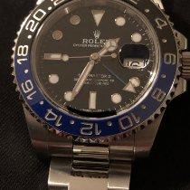 Rolex (ロレックス) ステンレス 40mm 自動巻き 116710BLNR 中古