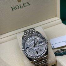 Rolex (ロレックス) ホワイトゴールド 40mm 自動巻き 228349RBR 新品