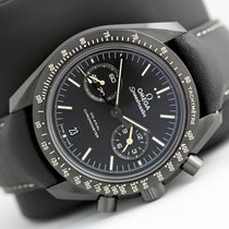 Omega 311.92.44.51.01.004 Ceramic 2016 Speedmaster Professional Moonwatch 44.2mm pre-owned