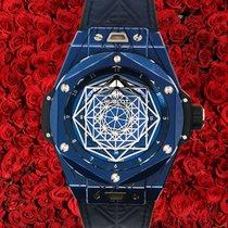 Hublot Big Bang Sang Bleu Ceramic 45mm Blue Arabic numerals United States of America, Florida, Miami