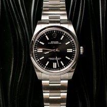 Rolex Acero 41mm Automático 124300 nuevo