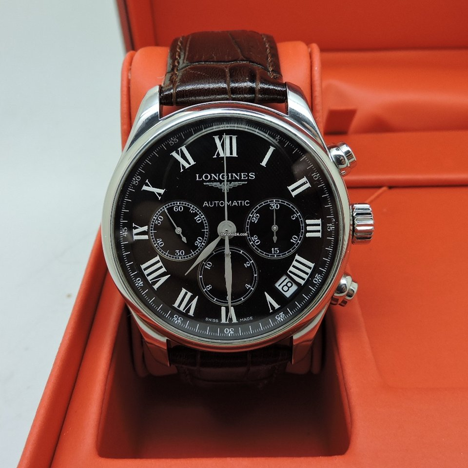 Longines Master Collection L2.693.4 2015 pre-owned