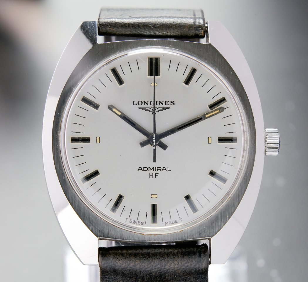 Longines Admiral 2303-2 1973 pre-owned
