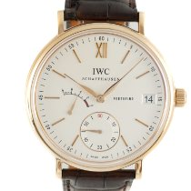 IWC Portofino Hand-Wound nou 2018 Armare manuala Doar ceasul 5101