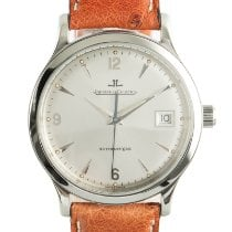 Jaeger-LeCoultre Master Control Steel 37mm Silver