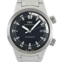 IWC Aquatimer Automatic Сталь 42mm Черный