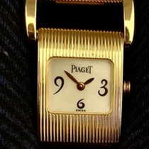 Piaget Protocole Yellow gold Mother of pearl United States of America, NEW YORK