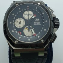 TB Buti Steel 48mm Automatic pre-owned