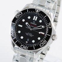 Omega Seamaster Diver 300 M 210.30.42.20.01.001 Новые Сталь 42mm Автоподзавод