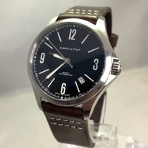 Hamilton Steel 38mm Automatic H76565835 pre-owned