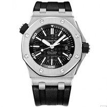 Audemars Piguet Royal Oak Offshore Diver новые 2021 Автоподзавод Часы с оригинальными документами и коробкой 15710ST.OO.A002CA.01