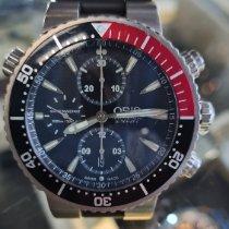 Oris Divers Titan Titanium 47mm Black