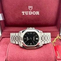 Tudor Monarch Steel 33mm Black