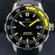 IWC Aquatimer Automatic 2000 Steel 44mm United States of America, Massachusetts, Boston