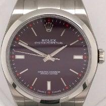 Rolex Oyster Perpetual 39 nuevo 2019 Automático Reloj con estuche y documentos originales 114300