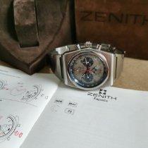 Zenith El Primero Espada 01.0040.418 Good Steel 38mm Automatic