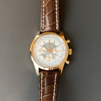 Breitling Transocean Chronograph Unitime Rose gold 46mm White No numerals United States of America, Tennesse, Nashville