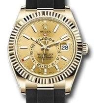 Rolex Zuto zlato 42mm Automatika 326238 nov