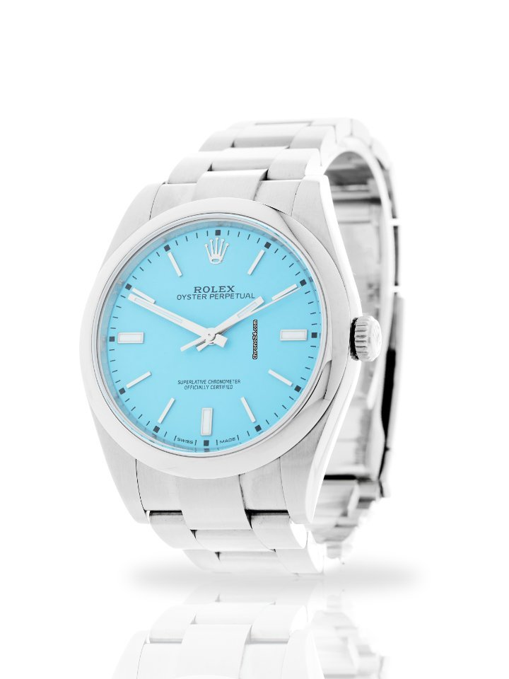 Rolex Oyster Perpetual 39 114300 2018 new