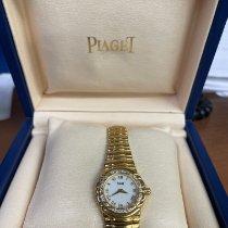 Piaget Tanagra Желтое золото 25mm Золотой Римские