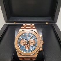 Audemars Piguet Royal Oak Chronograph 26331OR.OO.1220OR.01 Very good Rose gold 41mm Automatic Australia