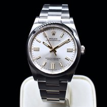 Rolex Oyster Perpetual 36 Steel 36mm Silver No numerals United States of America, Texas, Frisco