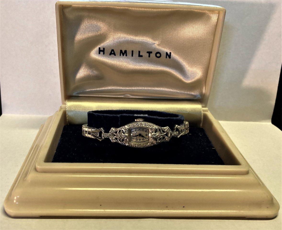 Hamilton 1938 pre-owned