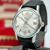 Wyler Steel 32.2mm Automatic Wyler WH 217 A pre-owned United States of America, Illinois, Roscoe