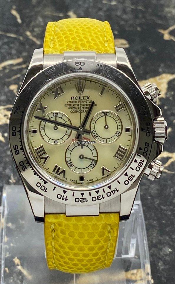 Rolex Daytona 116519 2008 używany