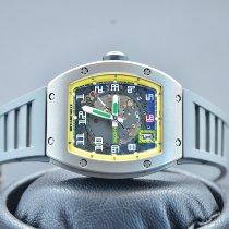Richard Mille RM 005 Titan 38mm Transparent Arabisk
