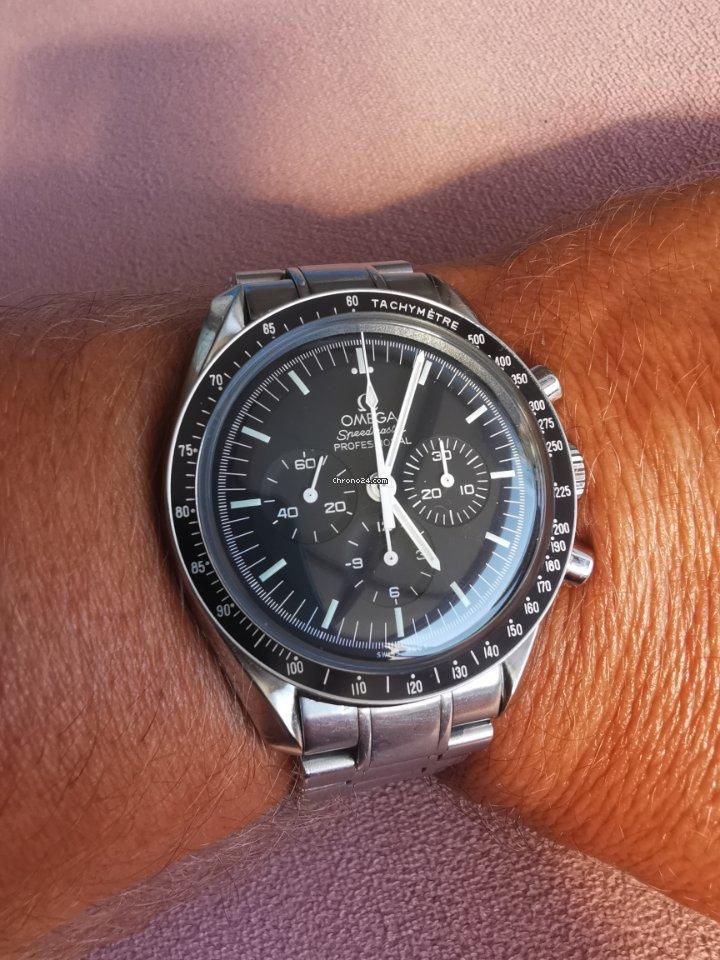 Omega Speedmaster Professional Moonwatch 145.0022 ikinci el