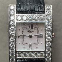 Chopard 13/6621 White gold 2008 Your Hour 24mm pre-owned