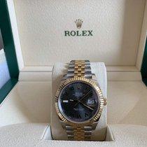 Rolex Datejust II Acero y oro 41mm Gris Sin cifras España, Palma de Mallorca Palma (Baleares)