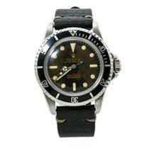 Rolex Submariner (No Date) 5513 Bueno Acero 40mm Automático