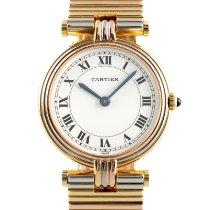 Cartier Trinity Желтое золото 24.5mm