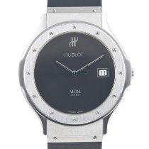 Hublot Classic Acero 35.5mm Negro