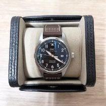 IWC Pilot Mark nuevo 2020 Automático Reloj con estuche y documentos originales IW327003