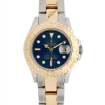 Rolex 69623 Goud/Staal 1997 Yacht-Master 29mm tweedehands Nederland, Klaaswaal