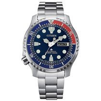 Citizen Steel 42mm Automatic NY0086-83L new