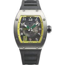 Richard Mille RM 005 Титан 38mm Прозрачный Aрабские