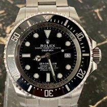 Rolex Sea-Dweller Deepsea Staal 44mm Zwart Geen cijfers Nederland, Rotterdam