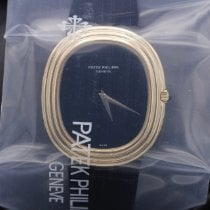 Patek Philippe Yellow gold 38mm pre-owned Golden Ellipse