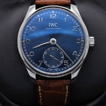 IWC Portuguese Automatic new Watch with original box and original papers IW358305