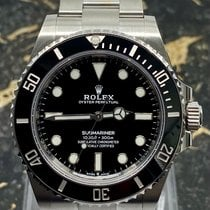 Rolex Steel 41mm Automatic 124060 new