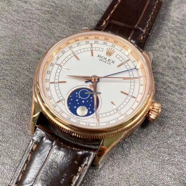 Rolex Cellini Moonphase 50535-0002 2021 new